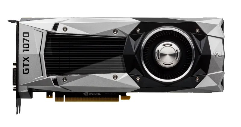 Nvidia Geforce GTX 1070 Review: The New Sweet Spot