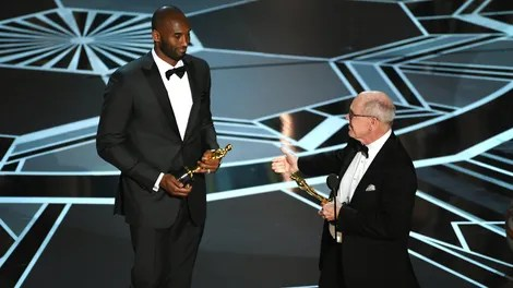 Kobe Bryants Oscar Win Reminds Us That Time Is Not Up For Everyone