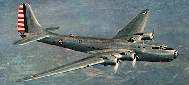 America's Real WWII Flying Fortress Was The Massive Douglas XB-19