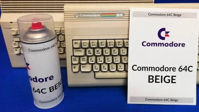 evnslgzpxpsfppqazlju Give Your Home a Drab '80s Makeover With Commodore 64 Colored Spray Paint | Gizmodo