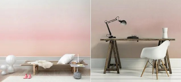 Wallpaper That Looks Like a Swedish Sunset