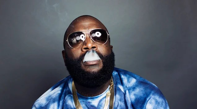 Cops Say Rick Ross Pistol Whipped and Kidnapped a Gardener