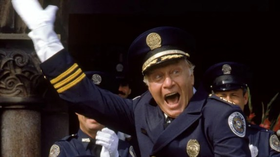 Image result for george gaynes in police academy