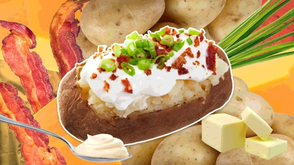 We made baked potatoes 8 different ways to find the one ...