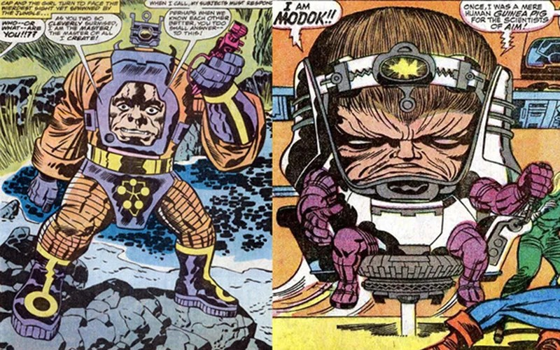 Marvels weirdest villains need to be in the movies!