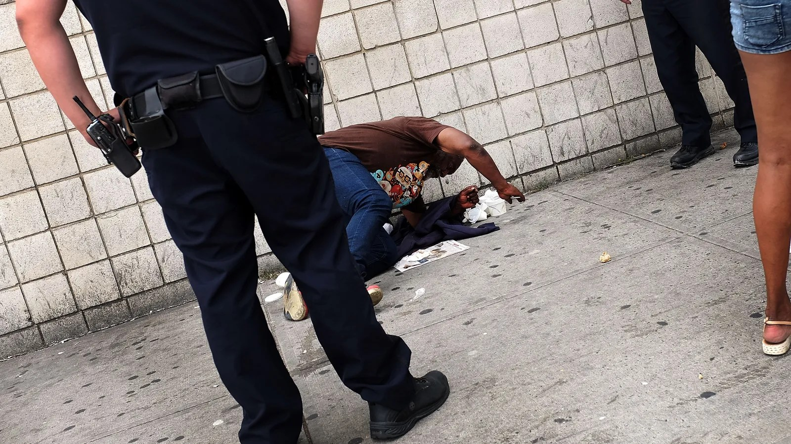 Nypd Tried To Blame High Arrest Rates For Black People On Higher Call Rates Here S
