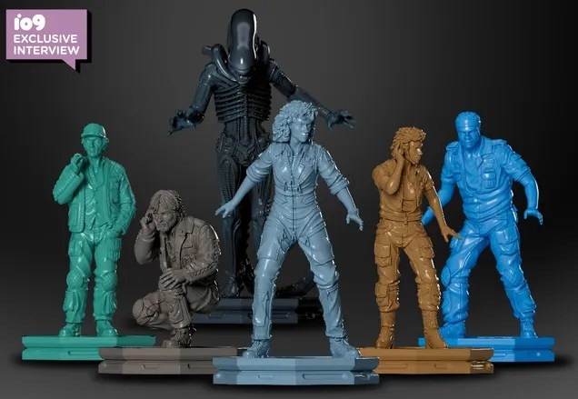 c35yugg0kpnyh3n9p3bv Alien's Scary New Board Game Lets You Rewrite the Ending | Gizmodo