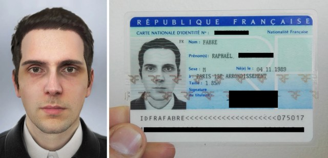 Image Result For How To Make Identity Card In French