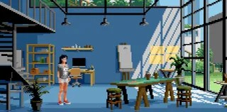 Pixel Art Game Will Teach You Pixel Art Retronator Pixel Art Academy is a game that s going to teach you about art   while being art at the same time  Ah  video games