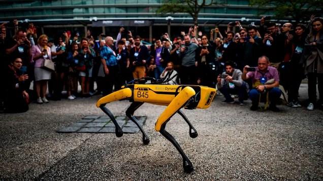 otunvleqsckag7ru6gjp NYPD Puts Down Its Godforesaken Robot Dog | Gizmodo