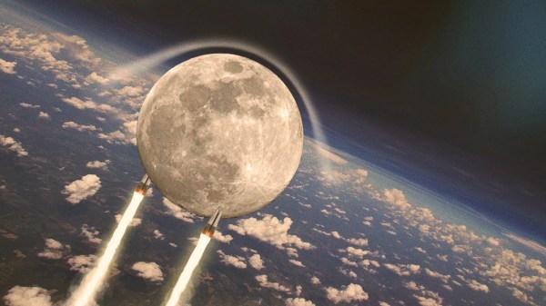 NASA Celebrates 60th Anniversary Of Launching First Moon ...