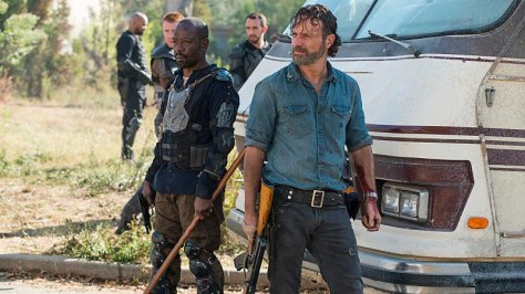 Image result for The Walking Dead and Fear the Walking Dead Will Be Crossing Over After All