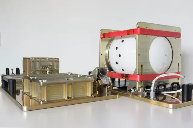 This Disposable Space Camera Will Record Its Own Destruction on Re-Entry