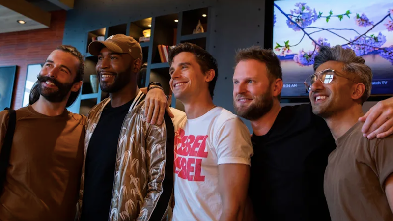 Illustration for article titled Queer Eye Fans Raise $90K for Woman to Go Back to School