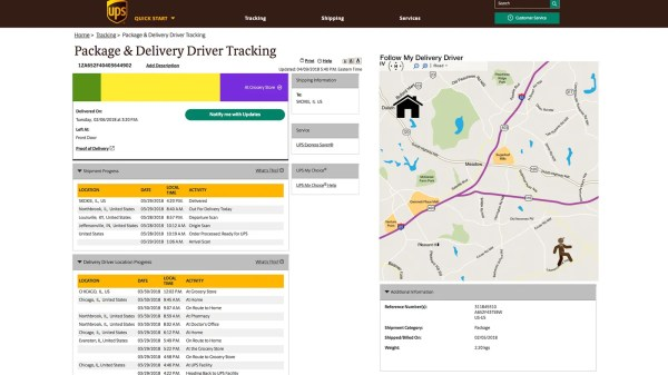 New UPS ExtendedTracking Numbers Give Customers Updates