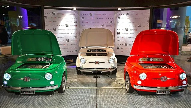 A Classic Fiat 500 Had To Die So You Can Keep Your Drinks Cool