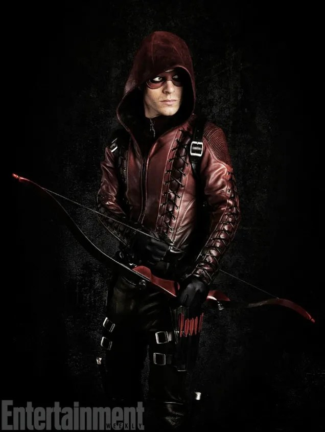 First Look At Arrow Sidekick Roy Harper As Arsenal