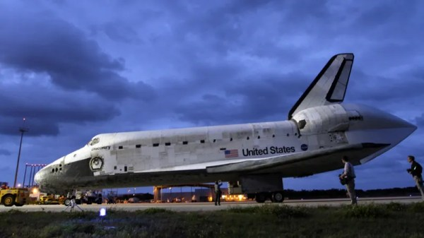 Breathtaking new photos of Space Shuttle Discovery