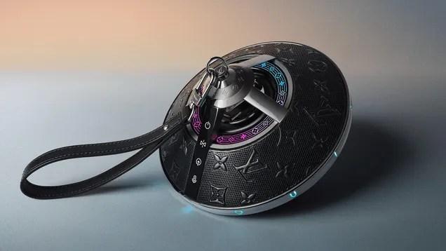 7f60641e3aef9c1304ae0f35c98b0fbf Louis Vuitton's Hideous $3,000 Speaker Looks Like a UFO   Gizmodo
