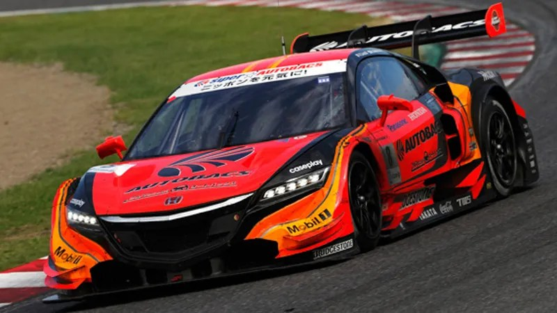 The Best Acura NSX Race Liveries