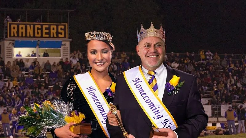 High School Elects Gay 45-Year-Old Homecoming King For