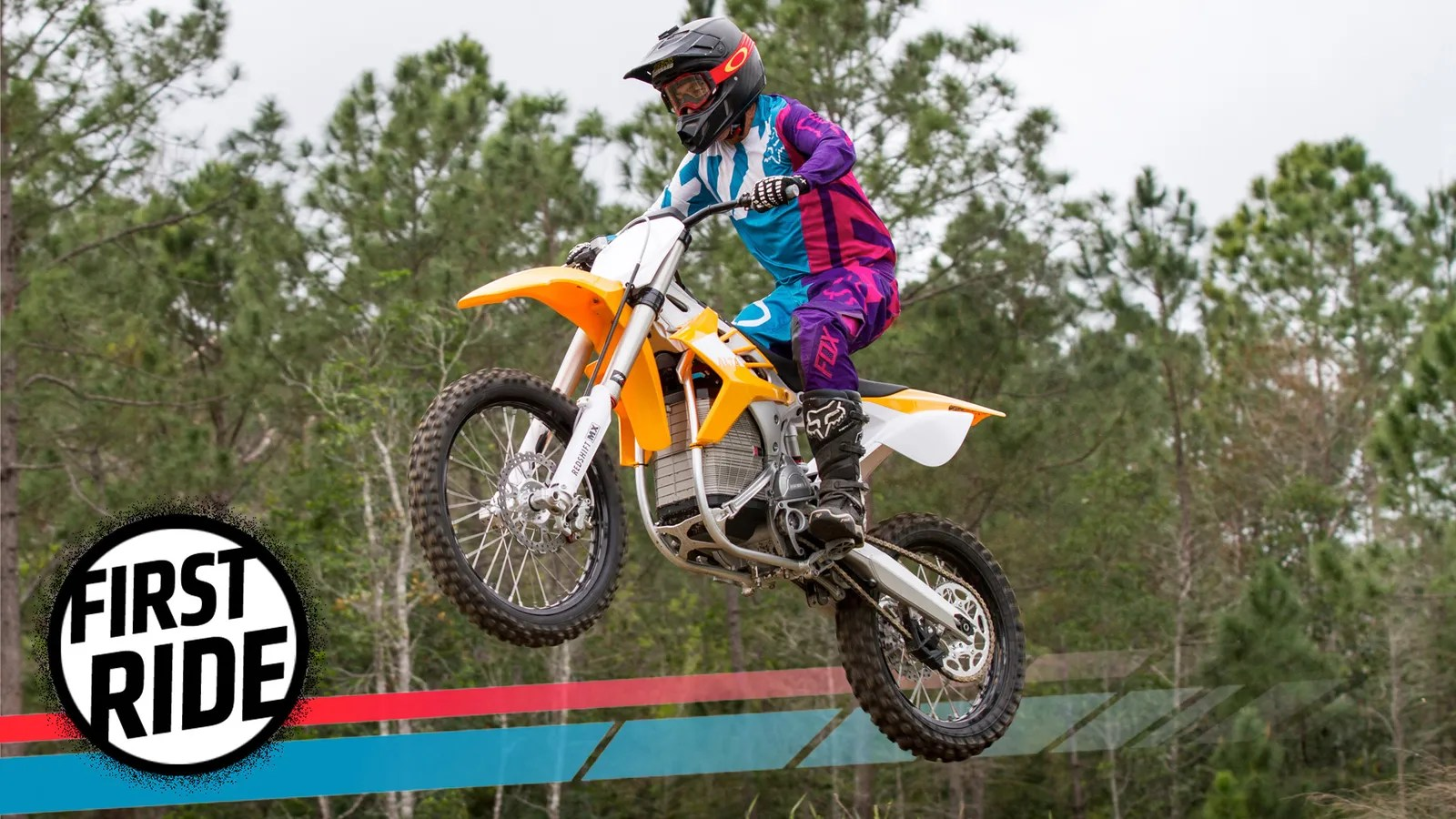 Florida Electric Dirt Bike