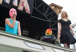 Pussy Riot pronounces its first-ever U.S. tour