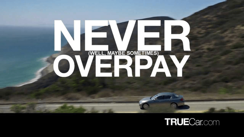 The Truth About TrueCar Savings Now more than ever  car buyers are craving that    no hassle    experience   They no longer want to deal with the    let me talk to my manager    back and  forth in