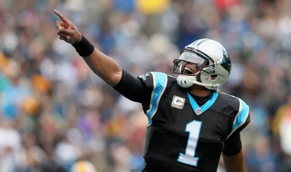 Image result for cam newton picture happy