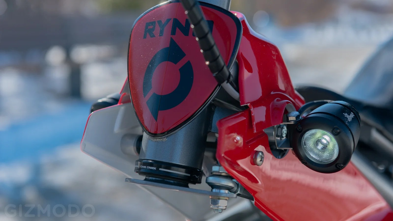 Riding the RYNO: When Two Wheels Is Too Many