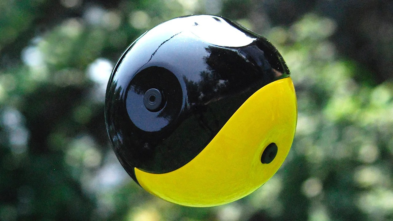 Throwable Camera Prototype Guarantees Pitch Perfect Photography