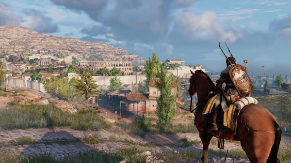 The Moment Assassin's Creed Origins Goes From Big To ...
