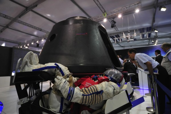 Heres An Early Look At Russias New Manned Spacecraft Gizmodo Australia