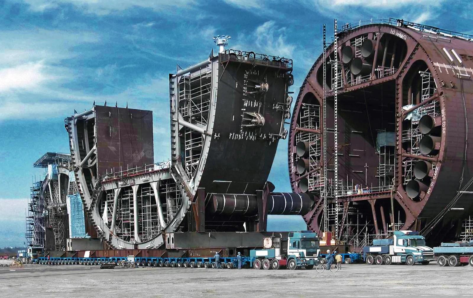 Binocular Large Construction Telescope