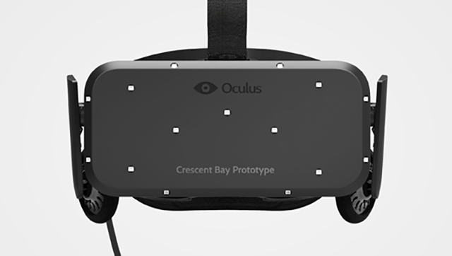 This Is The New Oculus Rift Prototype: Crescent Bay