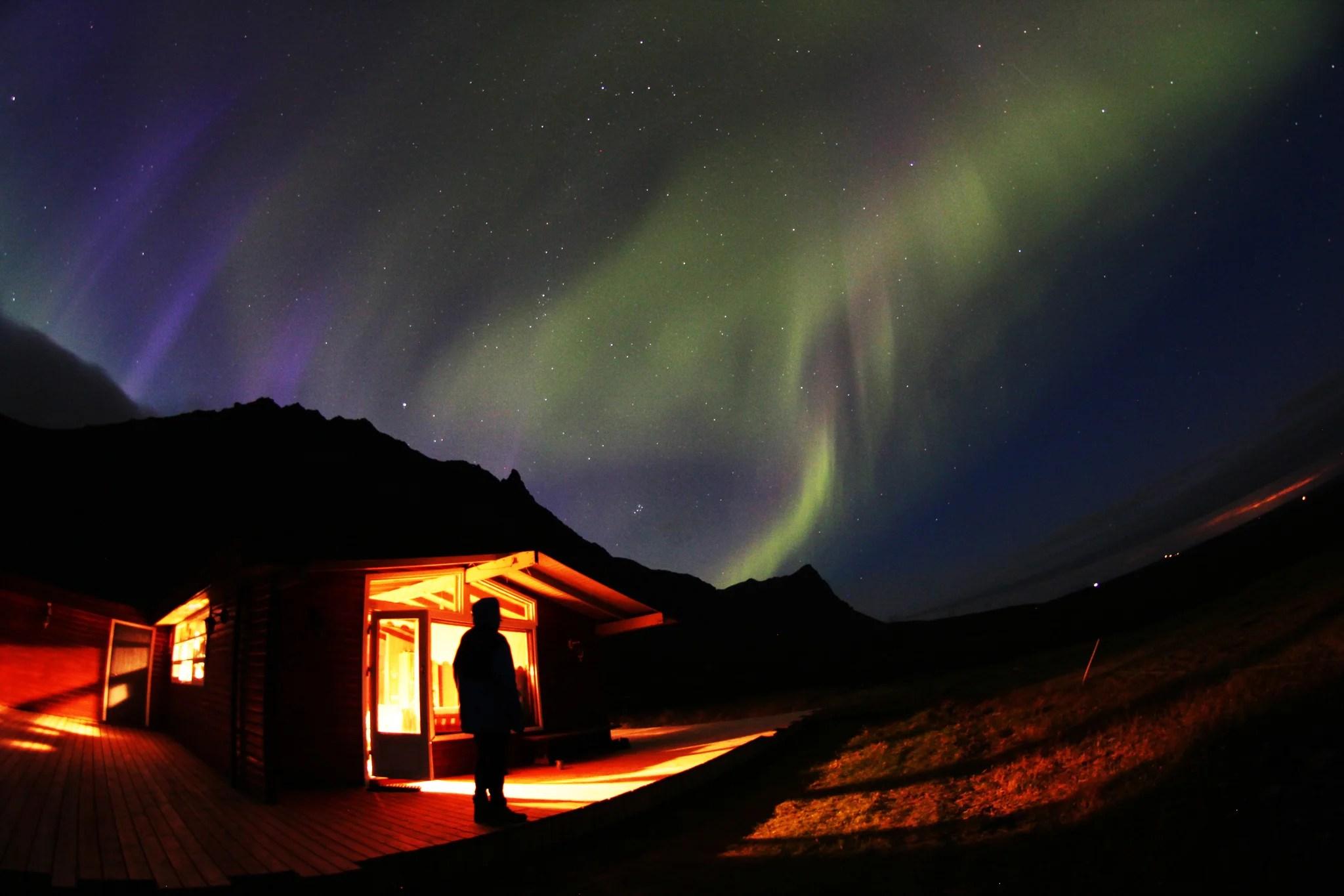 Best Time Go Alaska Northern Lights