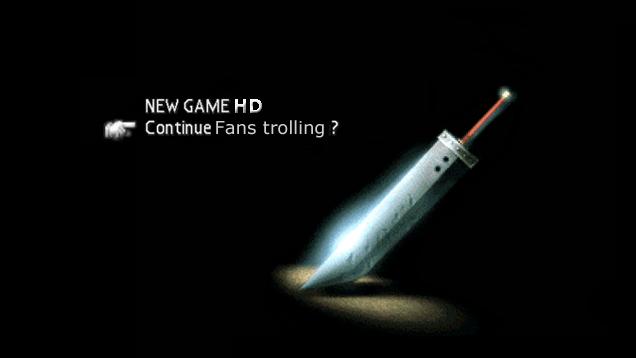 The Internet Reacts To Final Fantasy VII On PS4 Kotaku Australia