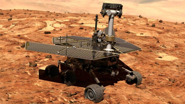 NASA Opportunity Rover Just Experienced Its 5000th Martian