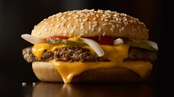 McDonald's Is Killing Off The Quarter Pounder With Cheese ...