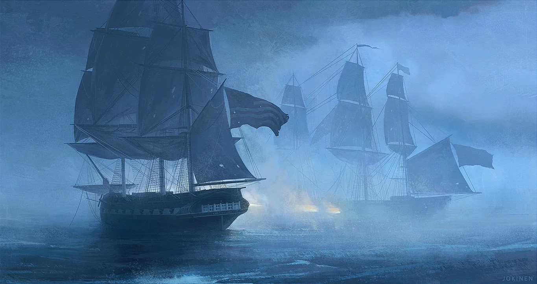 Fine Art The Glorious Age Of Sail Kotaku Australia
