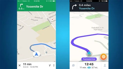Turn by Turn Navigation Showdown  Google Maps Vs  Waze   Lifehacker     Turn by Turn Navigation Showdown  Google Maps vs  Waze