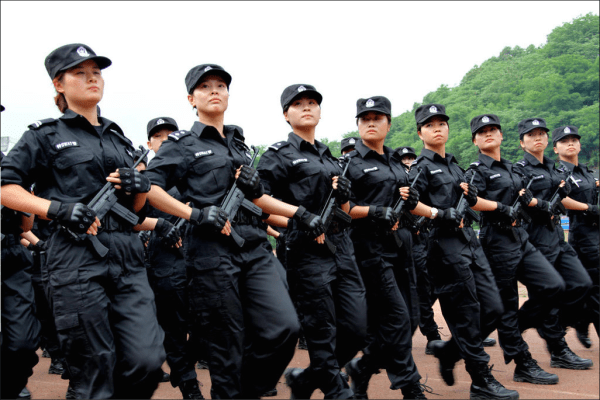 China Steps Up Its Security With Military Drills | Kotaku ...
