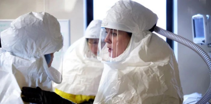 Inside the Isolation Wards That Keep Us Safe From Ebola