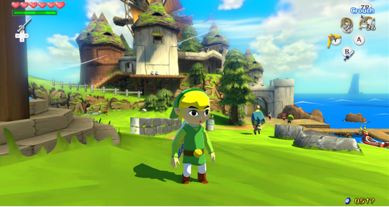 images for games zelda