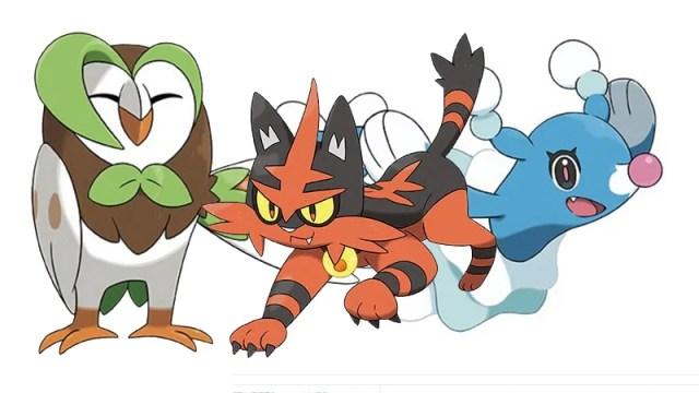 Resultado de imagem para pokémon torracat brionne dartrix