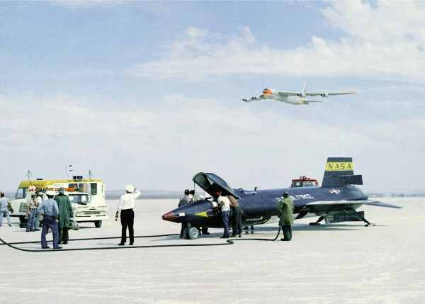 Outstanding Photos Of The X-15, The Fastest Manned ...