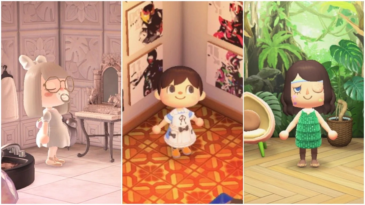 In Animal Crossing: New Horizons, People Are Decorating ... on Animal Crossing New Horizons Living Room  id=43848