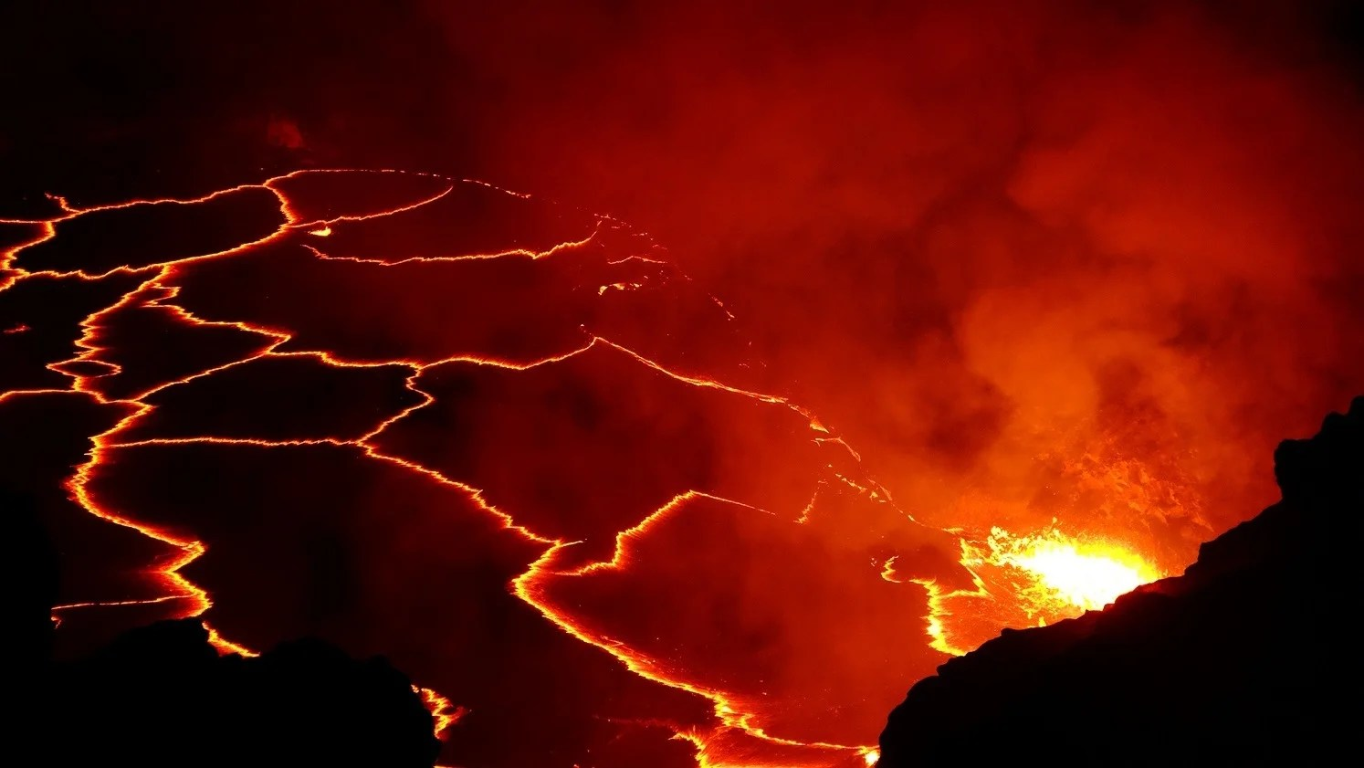 Dino Killing Asteroid Caused Magma To Burst From The Ocean Floor Say Scientists