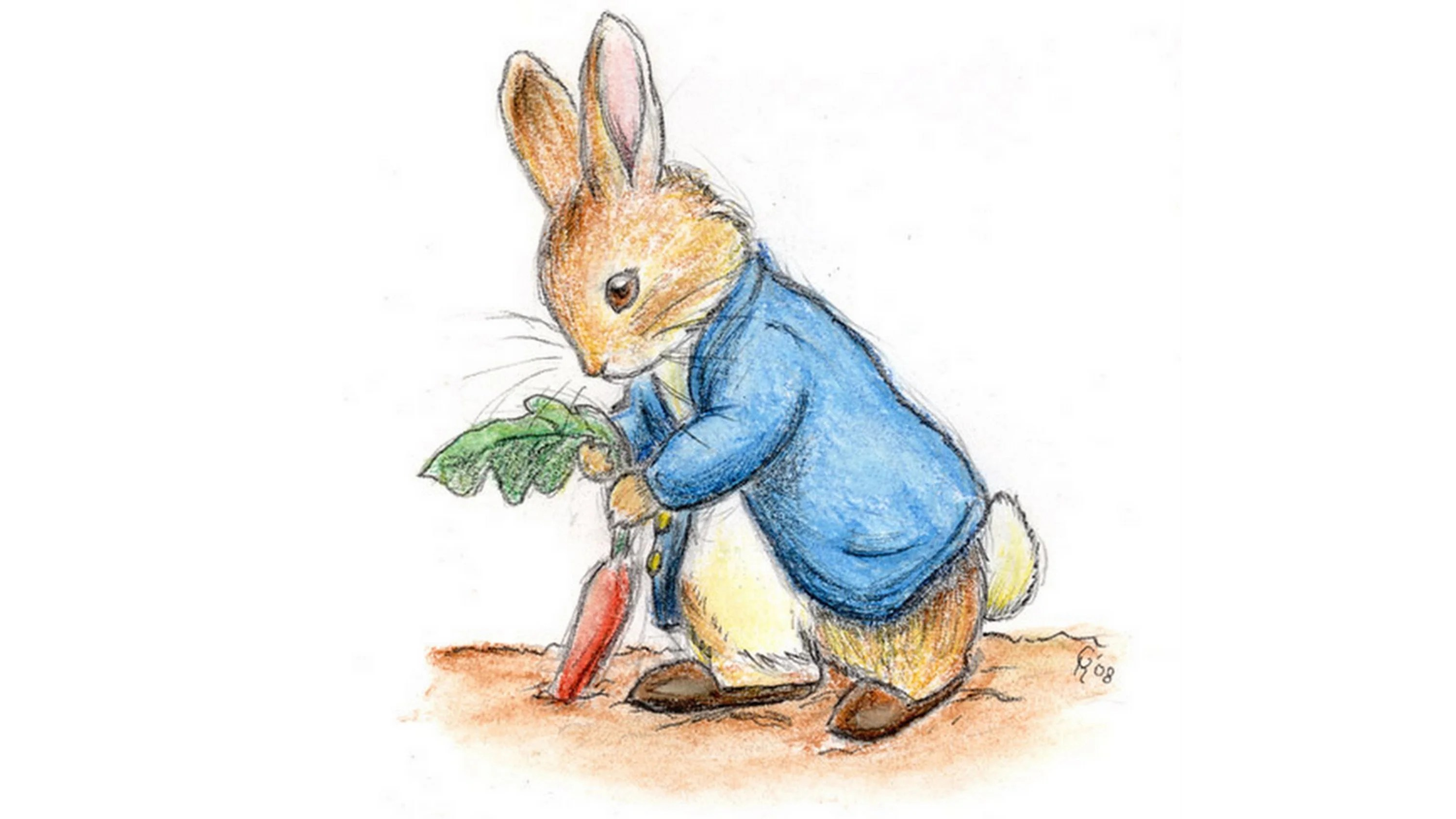Peter Rabbit Is Heading To The Big Screen With A Little