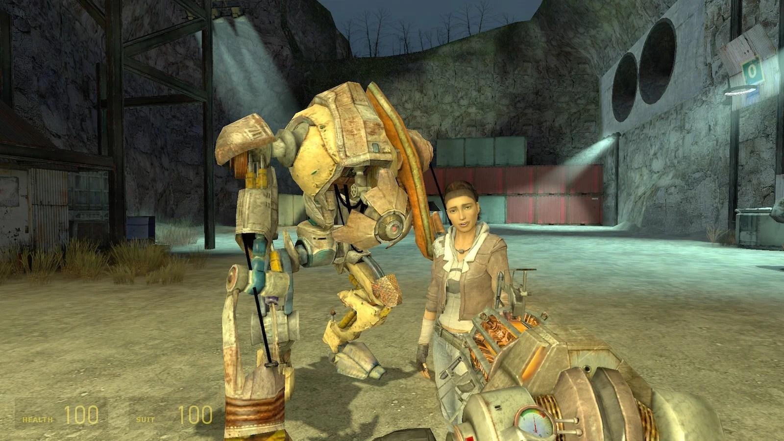 Half Life 2 The Kotaku Review